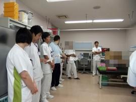 医療ガス講習会1