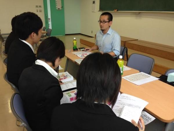 宮崎リハビリテーション学院就職説明会